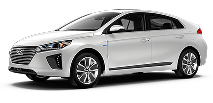 Photo of 2018 IONIQ Hybrid car.
